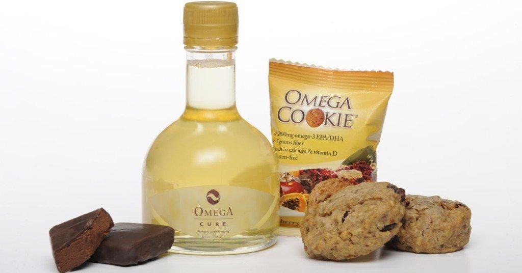 Omega Cure, Omega Cookie, Omega Passion
