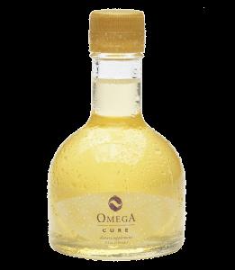 Omega Cure fresh liquid fish oil