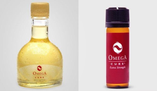 Omega Cure vs. Omega Cure Extra Strength
