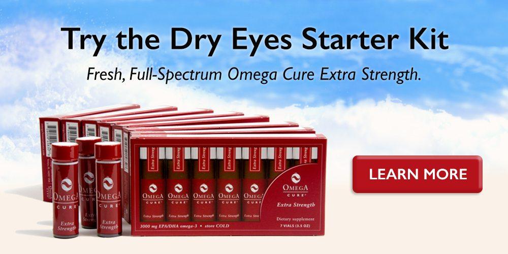 Try the Dry Eyes Starter Kit