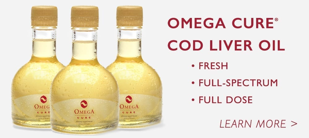 omega cure omega3 innovations liquid fish oil supplement