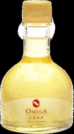 Omega Cure | Fresh, Full-Spectrum Cod Liver Oil