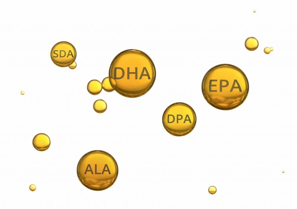 DHA omega-3 fatty acids role in sperm health