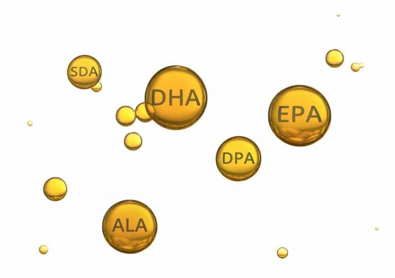 EPA DHA ALA full-spectrum omega-3