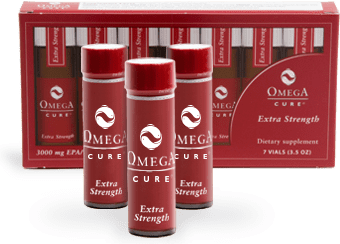 Omega Cure Extra Strength | Single Box
