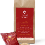 Omega Cookie | Cranberry