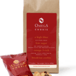 Omega Cookie | Ginger Raisin