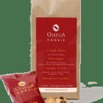 Omega Cookie | Ginger Raisin