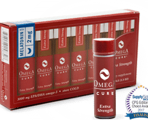 Omega Restore with 2 mg of melatonin | Editor's Choice Awards Finalist