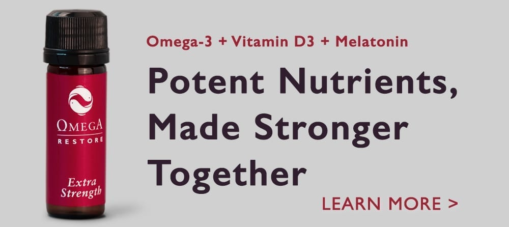 Omega Restore: Potent Nutrients, Made Stronger Together