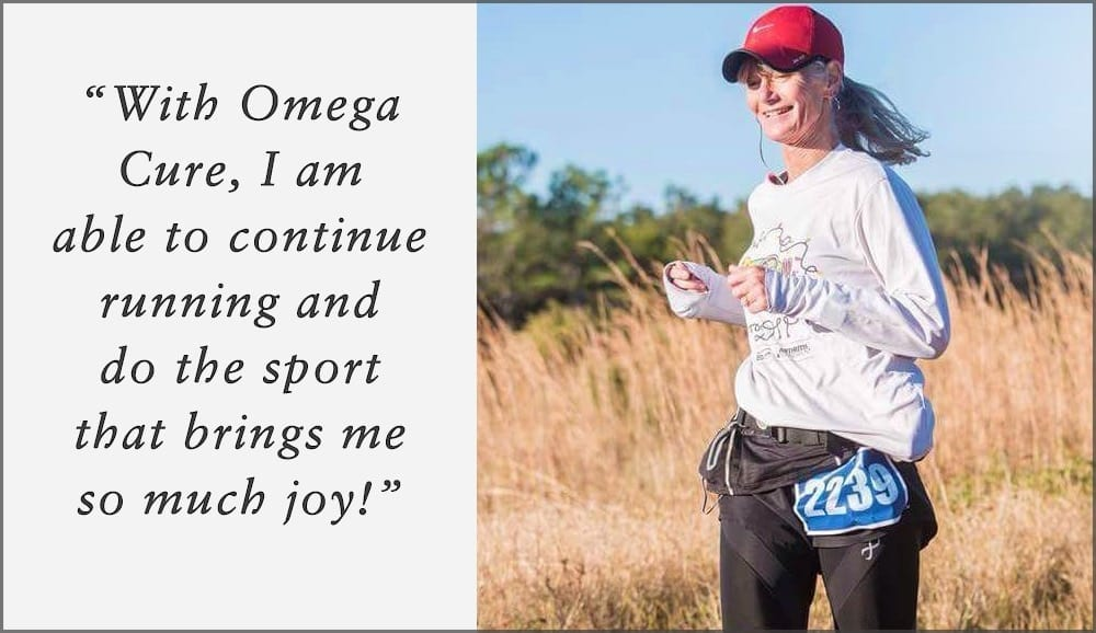 Knocking the knee pain with omega 3 one runner s story for Fish oil for knee pain