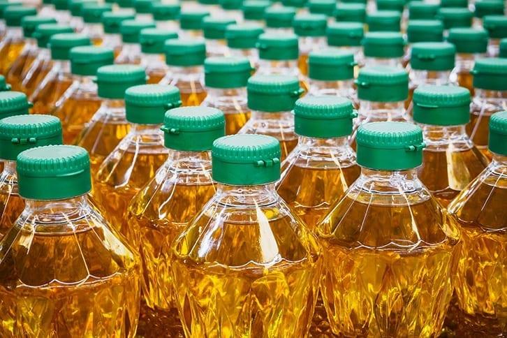 Vegetable oil cooking oil omega-6