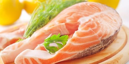 What is omega-3 salmon fillet