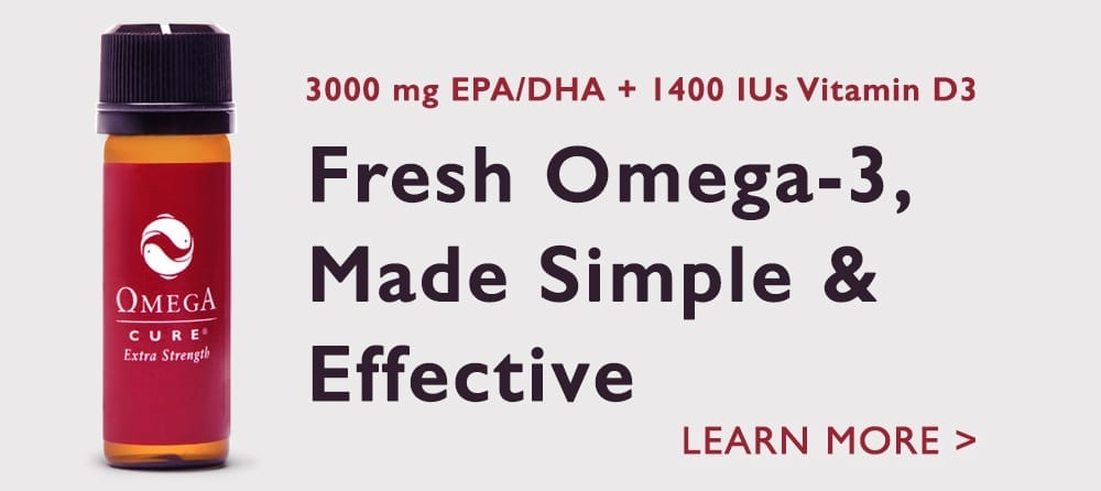 Fresh Omega-3, Made Simple and Effective