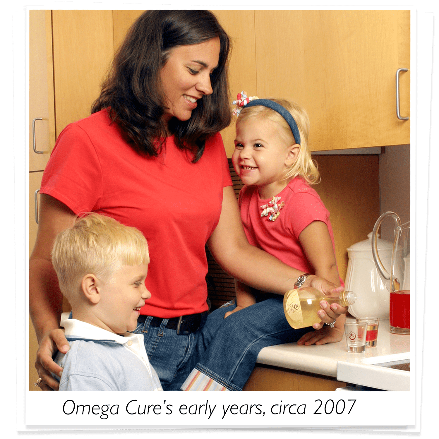 About Us | Omega Cure's Early Years