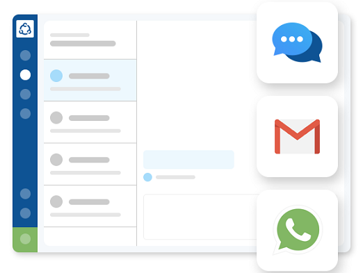 multi channel customer support image